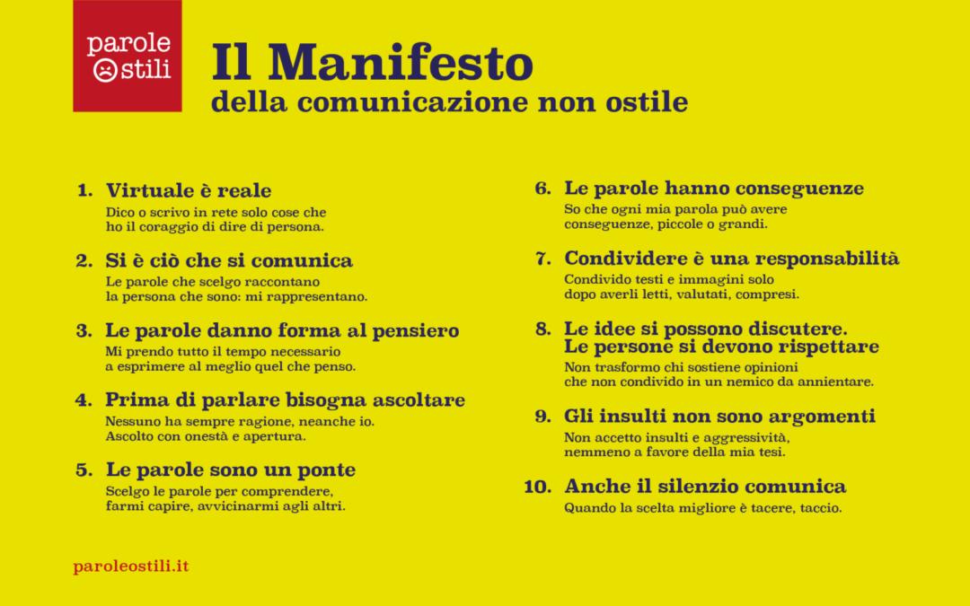 """Il Comune di Matera aderisce al manifesto della comunicazione non ostile. Il sindaco Bennardi: """"Doveroso contribuire a rendere il Web un luogo sicuro"""""""