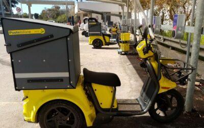 """Poste Italiane: a Matera, Policoro e Grassano in servizio i nuovi mezzi """"green"""""""