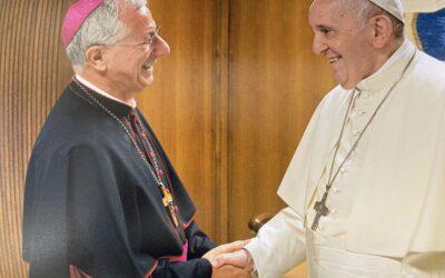 Il Papa a Matera il 25 settembre 2022 per la conclusione del Congresso Eucaristico Nazionale