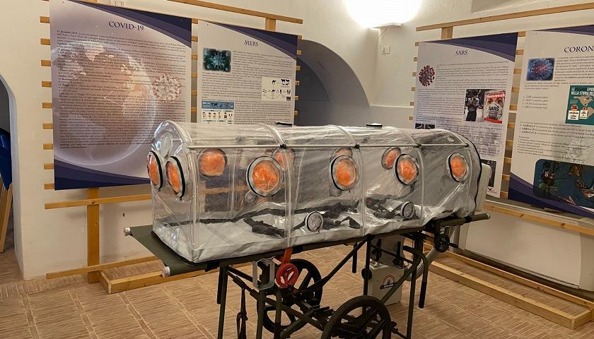 "Matera: oltre 3mila visitatori alla mostra ""Pianeta Pandemia"", prorogata fino a fine ottobre"
